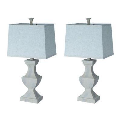 """Urbanest Avignon 17"""" Table Lamp Set"""