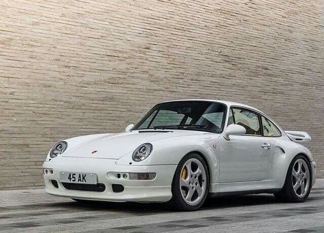 Awesome 993 Turbo S