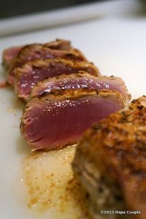 Dukan Ing In Hawaii Dukan Seared Ahi Tuna Dukan Diet Attack Phase Recipes Dukan Diet Recipes Dukan Diet
