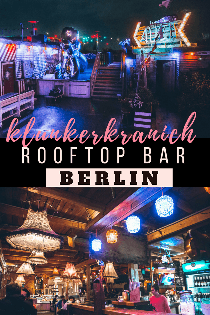 Klunkerkranich Berlin S Coolest Rooftop Bar Is On Top Of A Shopping Mall In 2020 Klunkerkranich Klunkerkranich Berlin Berlin