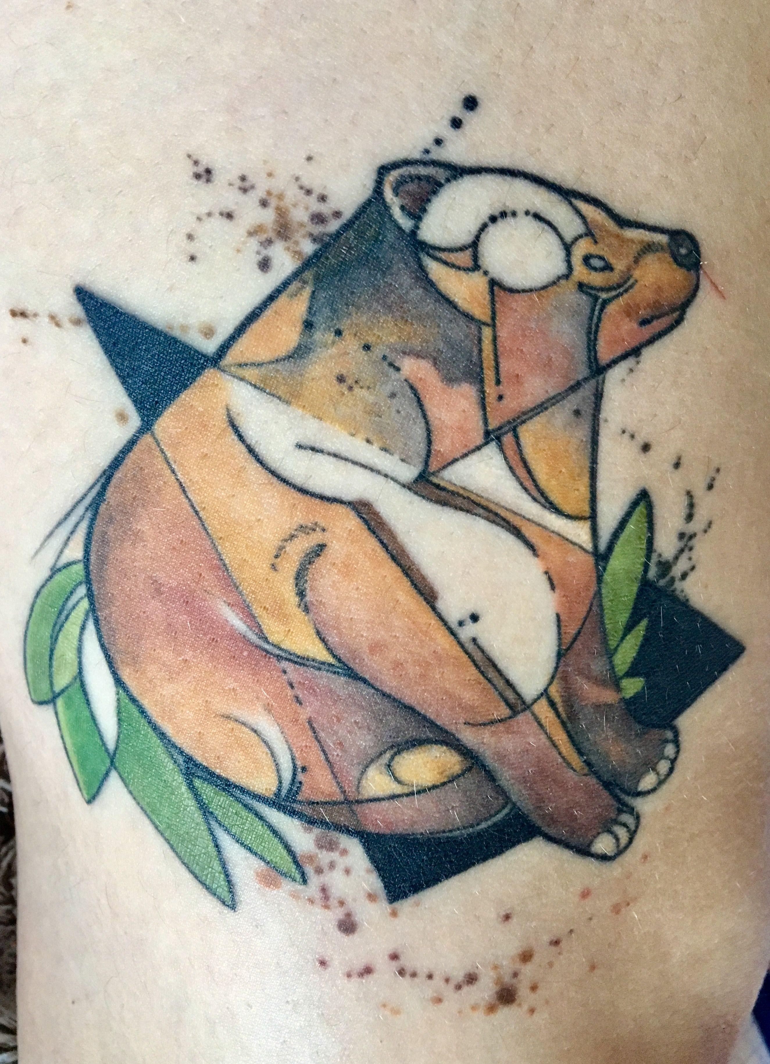 Tatouage Ours Bear Tattoo Ours Bear Tattoo Beartattoo Tatouage