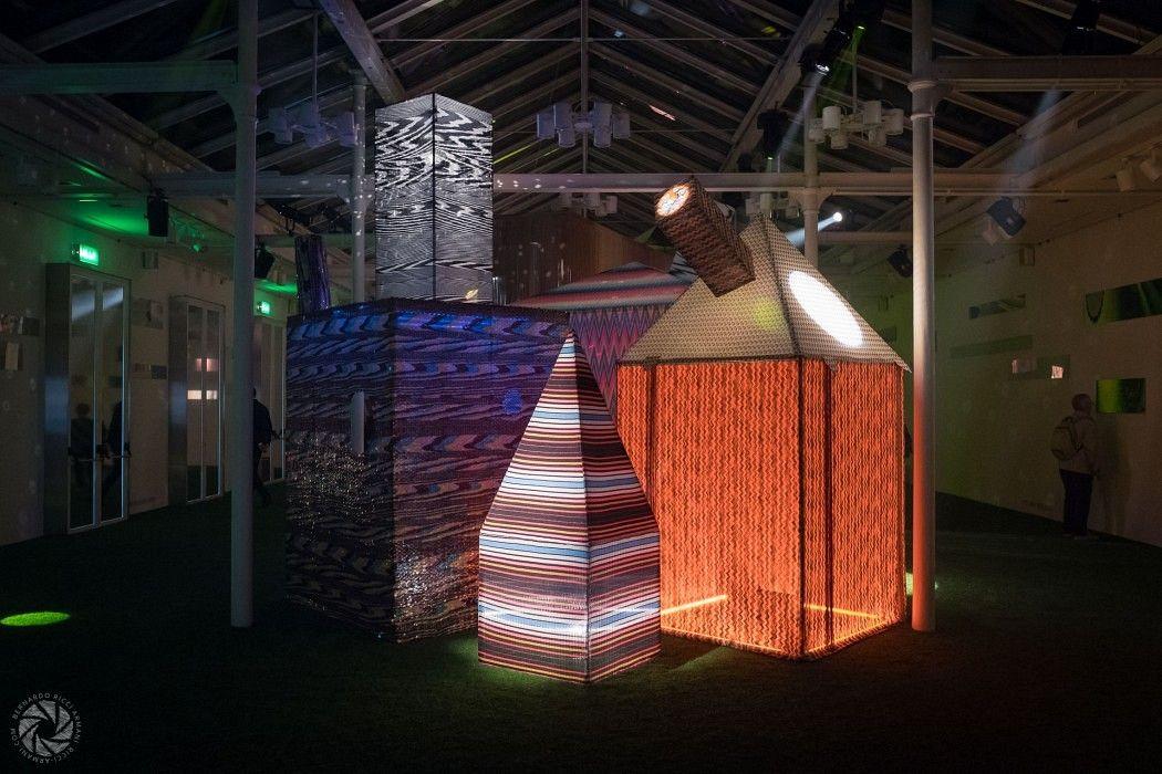 Fuorisalone 2016 (Milan Design Week) - Missoni Knitown at Brera