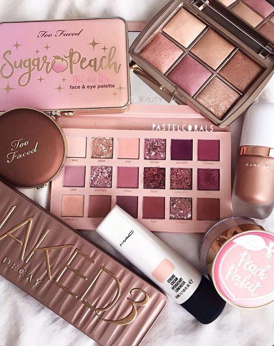 nzash14 ♡• Paletas de maquillaje, Kits de maquillaje