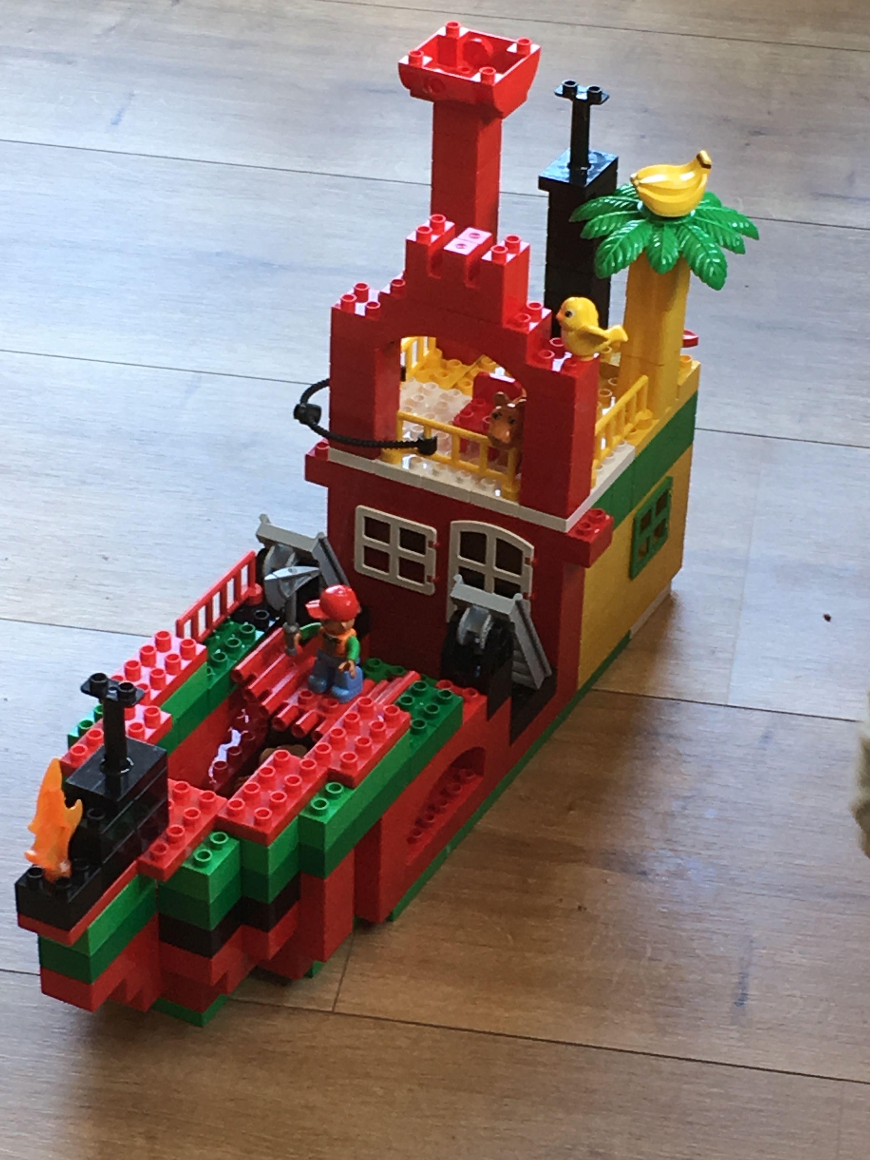 Pirate Ship Duplo Lego Lego Duplo Zug Lego Duplo Bauanleitung