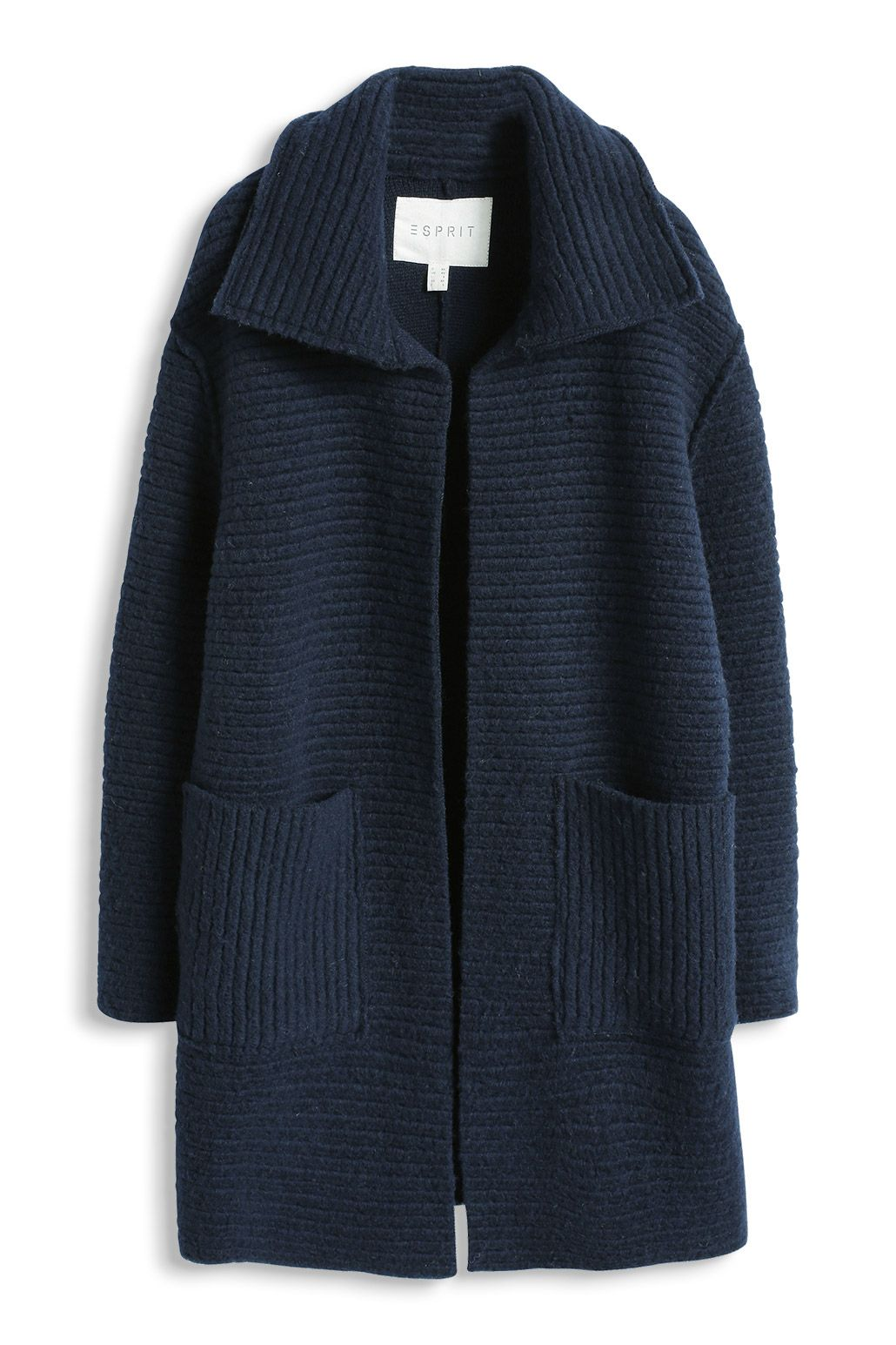Rib Knit Fashion Coat Knit Fashion Coat Fashion Coat [ 1545 x 1030 Pixel ]