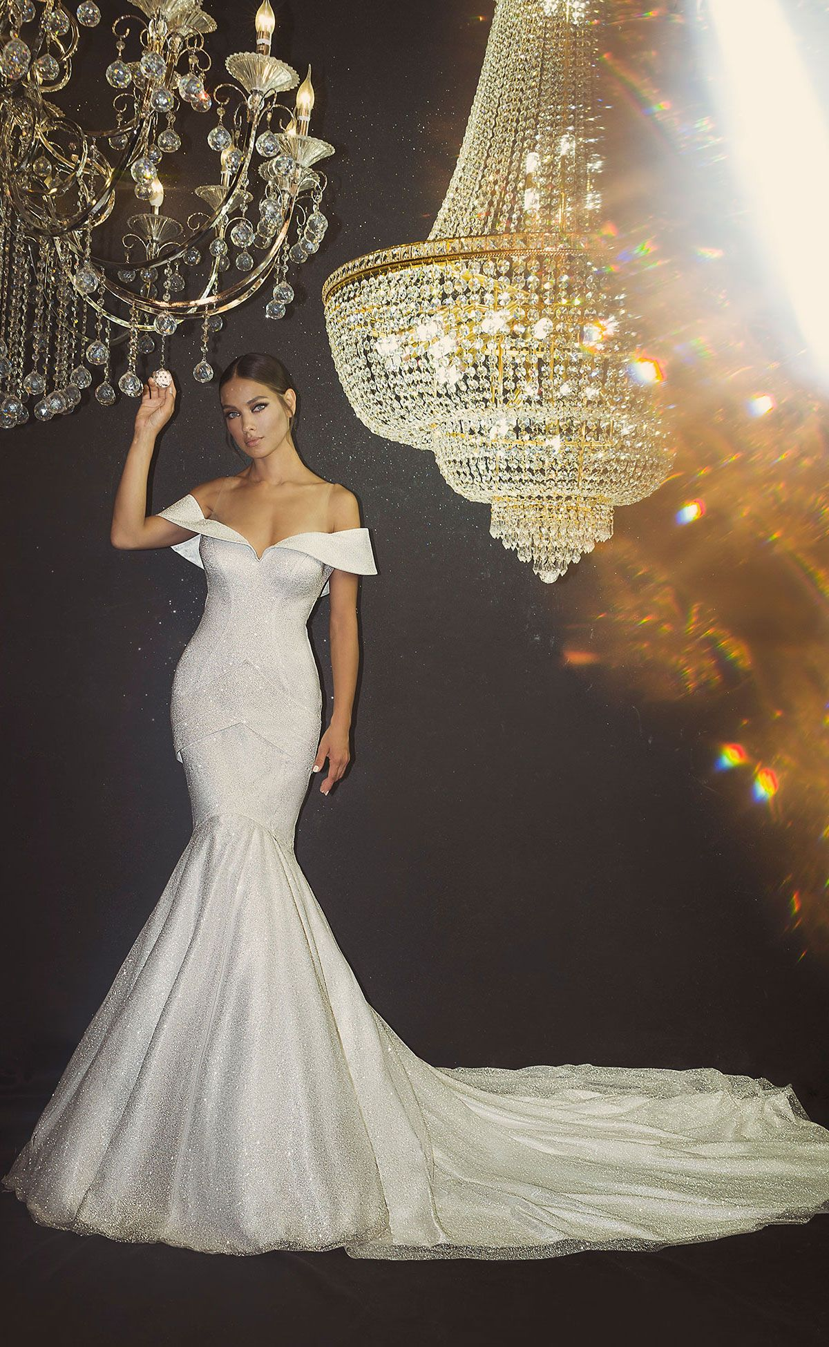 41 Incredibly Gorgeous Mermaid Wedding Dresses With Incredible Elegance Details