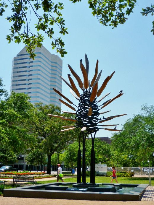 Market Square Park: Historic Beauty in Downtown Houston in ...