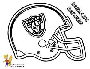 Printable Football Helmets To Color Bing Images Football