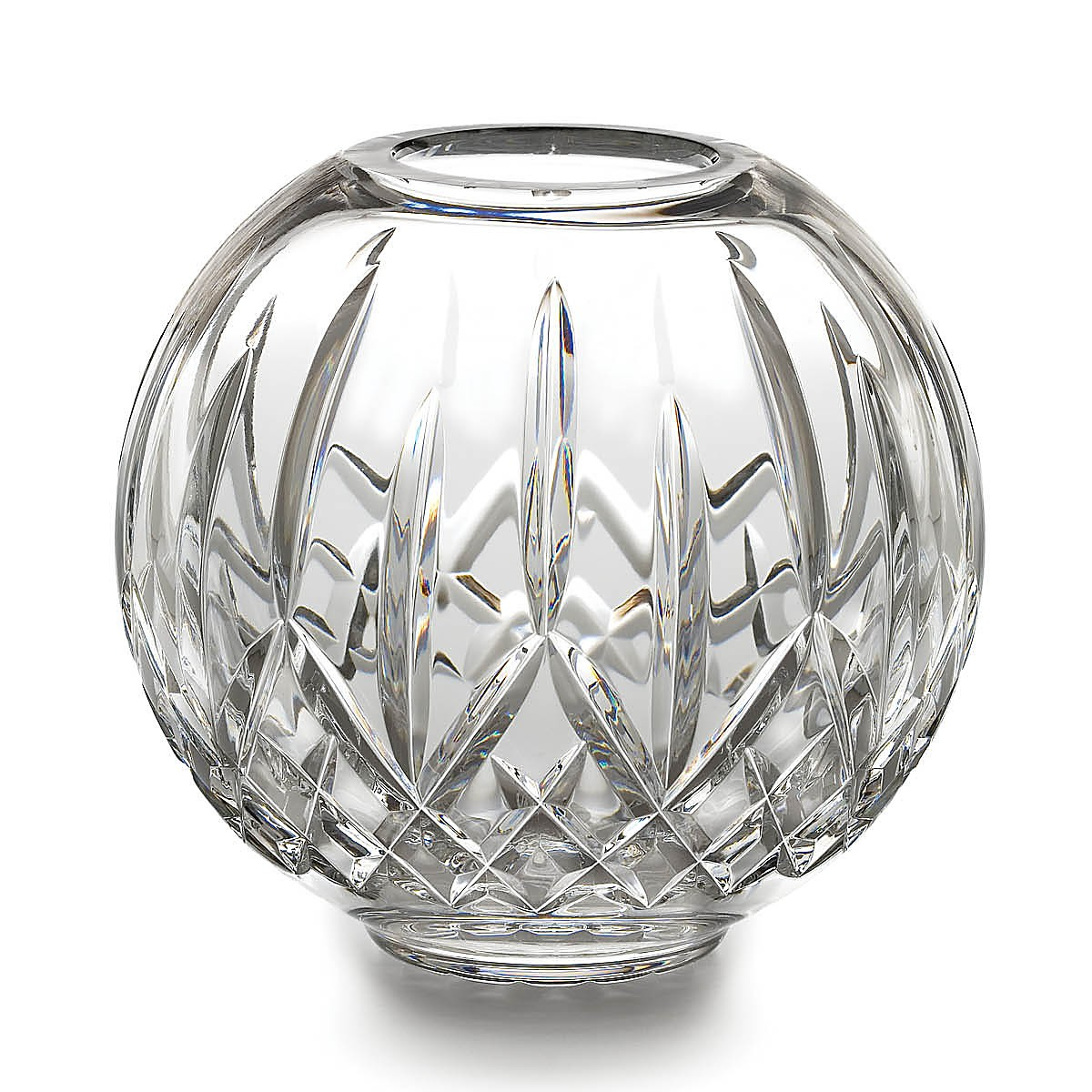 Waterfordcrystalcolorful waterford crystal lismore rose bowl lismore rose bowl vase by waterford reviewsmspy