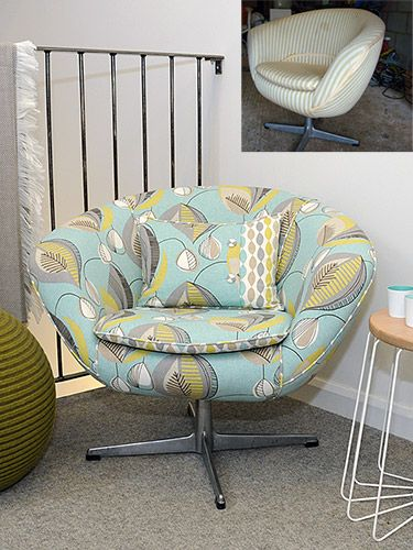 Recycled And Reconditioned Vintage Furniture Uniquely Eclectic