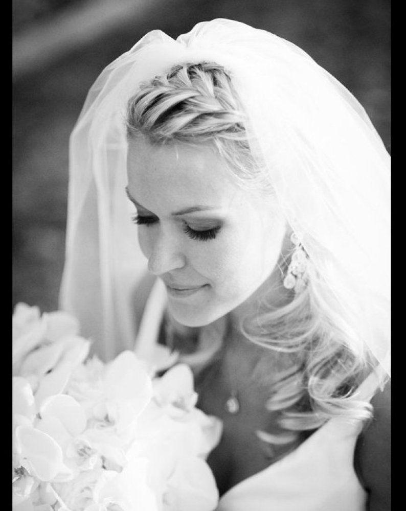 8 Braided Wedding Hair Ideas To Steal   Braided wedding hair ...