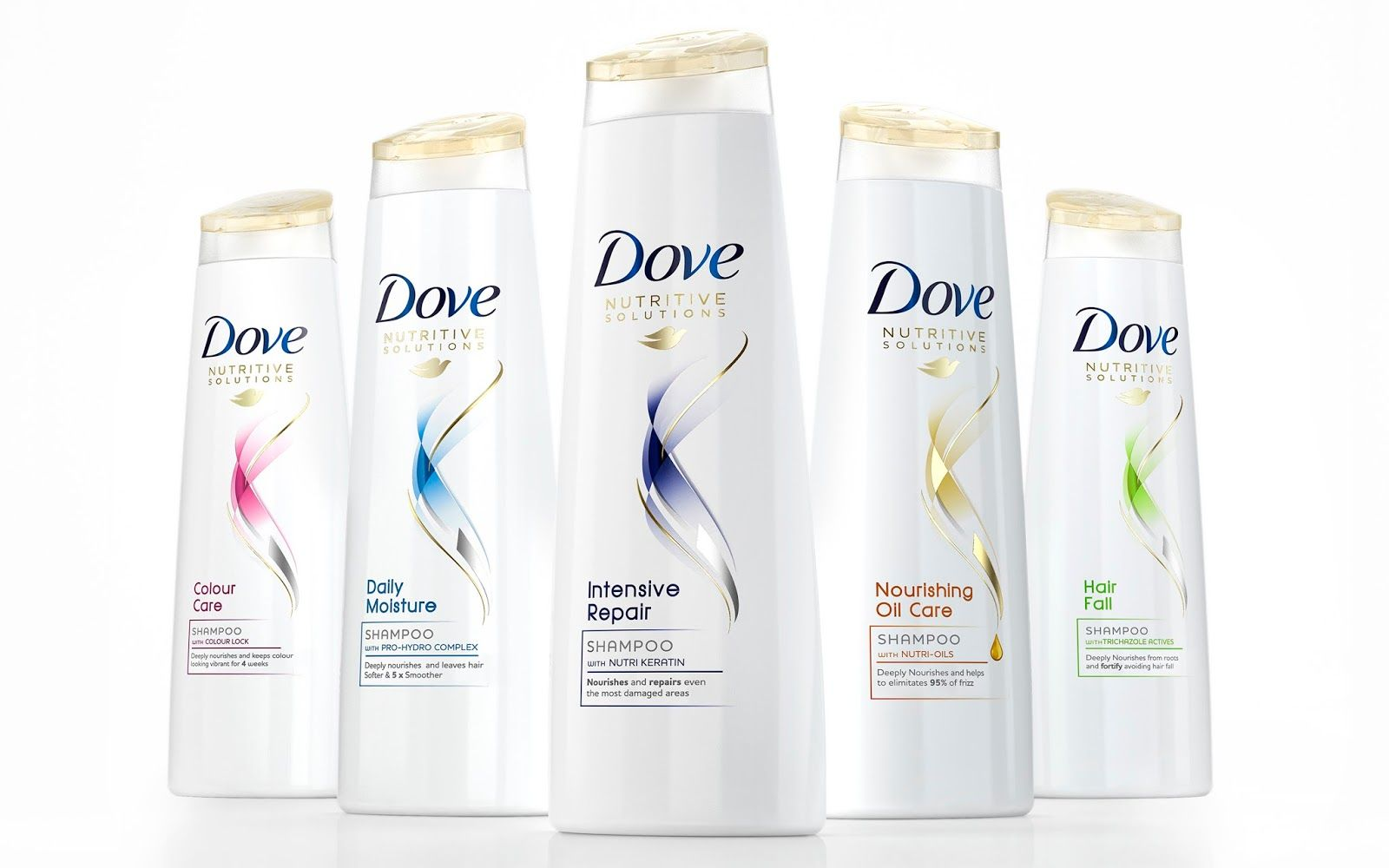 Dove Hair Care Range Redesigned Dove hair care, Cosmetic