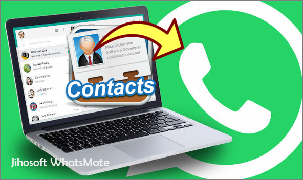Restore WhatsApp Contacts on Android Fix WhatsApp Contact