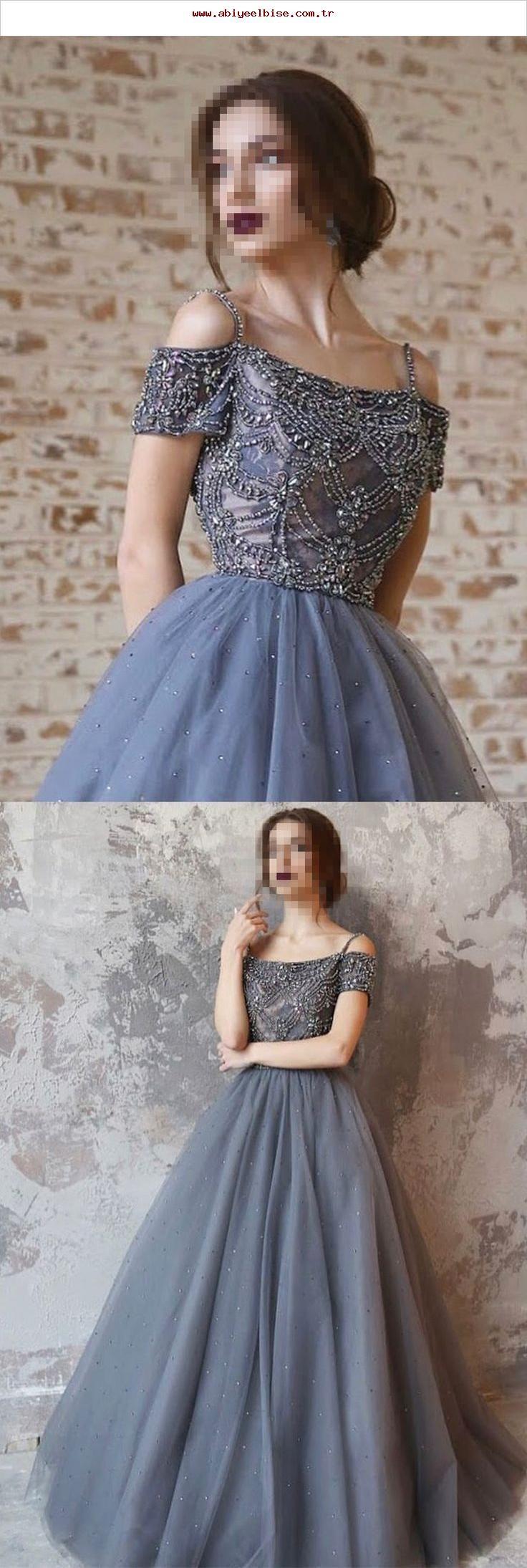 12 Abendkleid, langes Abendkleid, graues Abendkleid, Abendkleid