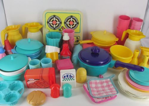 Electronics Cars Fashion Collectibles Coupons And More Ebay Play Dishes Little Tikes Pots Pans