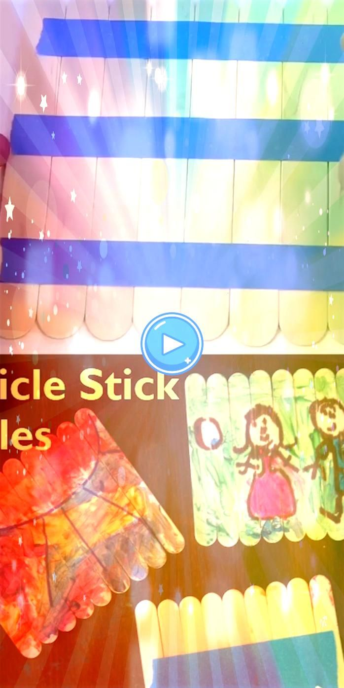 is one of my favorite activities for kids It can be adapted for almost any age and any topicsetting Simply creating art on craft sticks that is transformed into a puzzle...