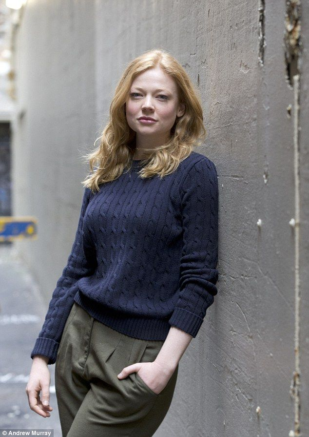 Sarah Snook reveals she wants to be the next female action star