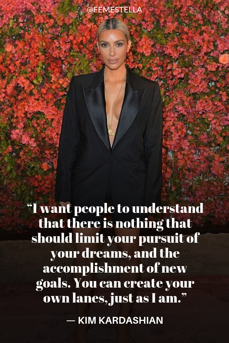 Yes Kim Kardashian Can Become A Lawyer Stop Letting Your Sexism Tell You Otherwise Kim Kardashian Quotes Kardashian Quotes Kim Kardashian