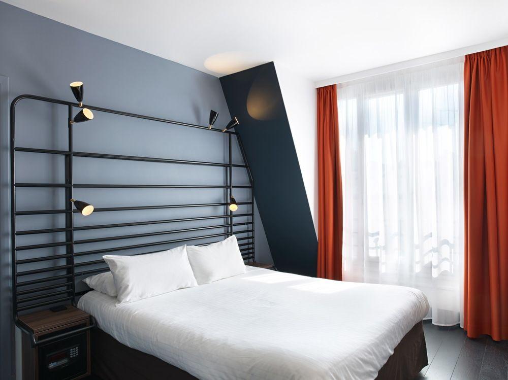 Flavie+Paul hôtel la Demeure_chambre sous les toit