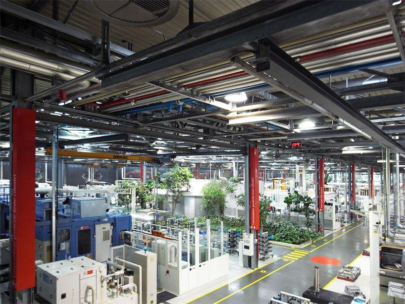 Ferrari Factory Tour Mechanical Workshop Mechanical Workshop Factory Tours Ferrari
