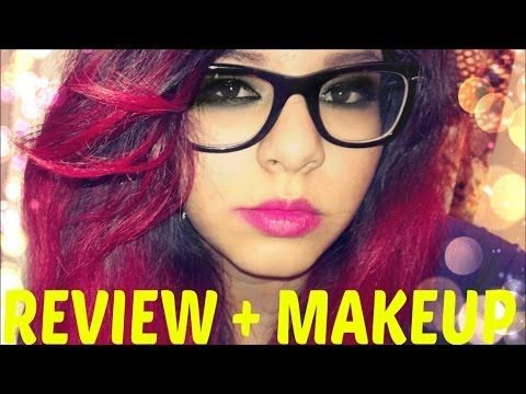 90c50a83a3a Ray Ban optics review + dark makeup look for glasses - YouTube ...