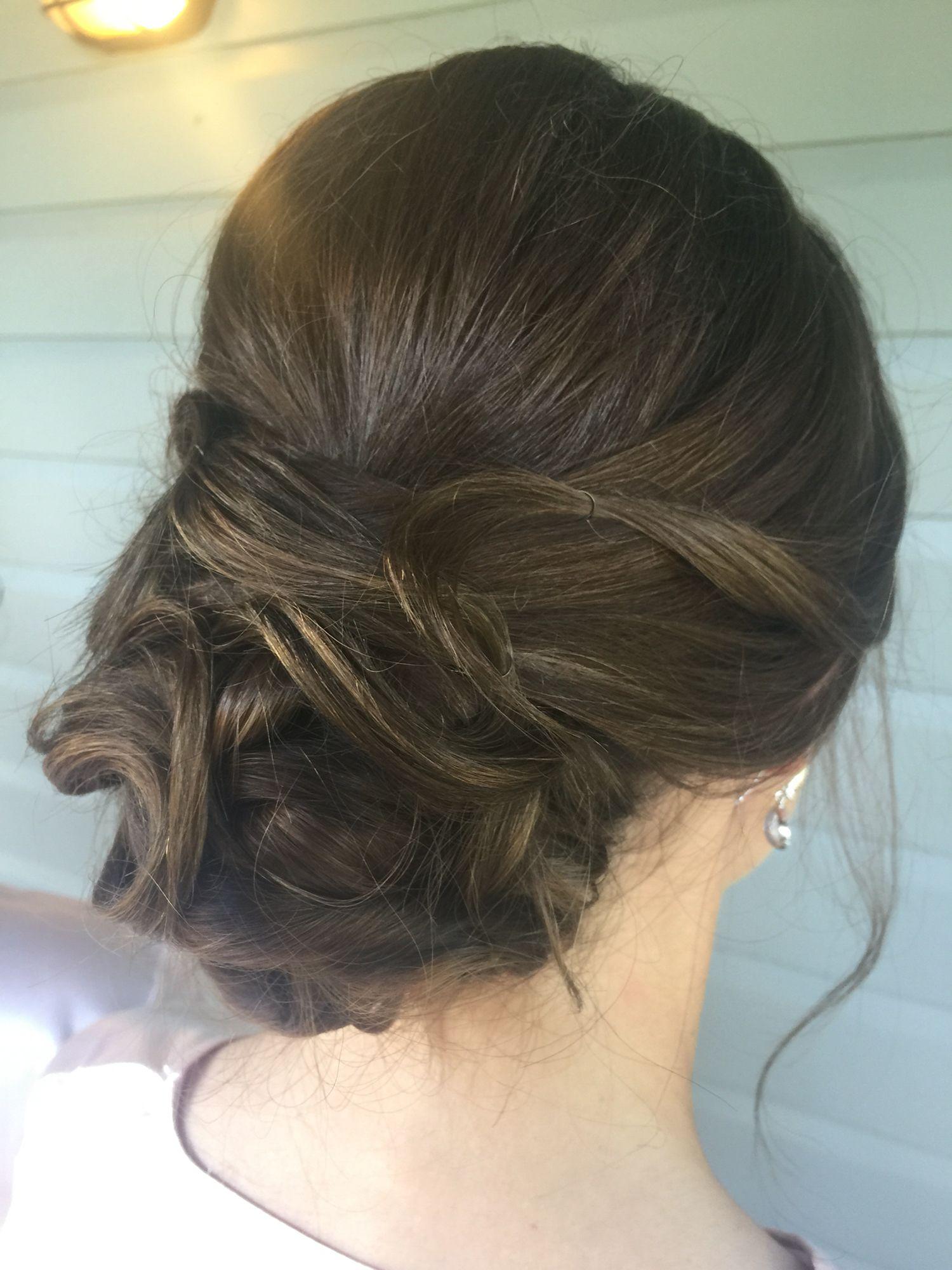 Bridesmaid hair styling u weddings pinterest hair style
