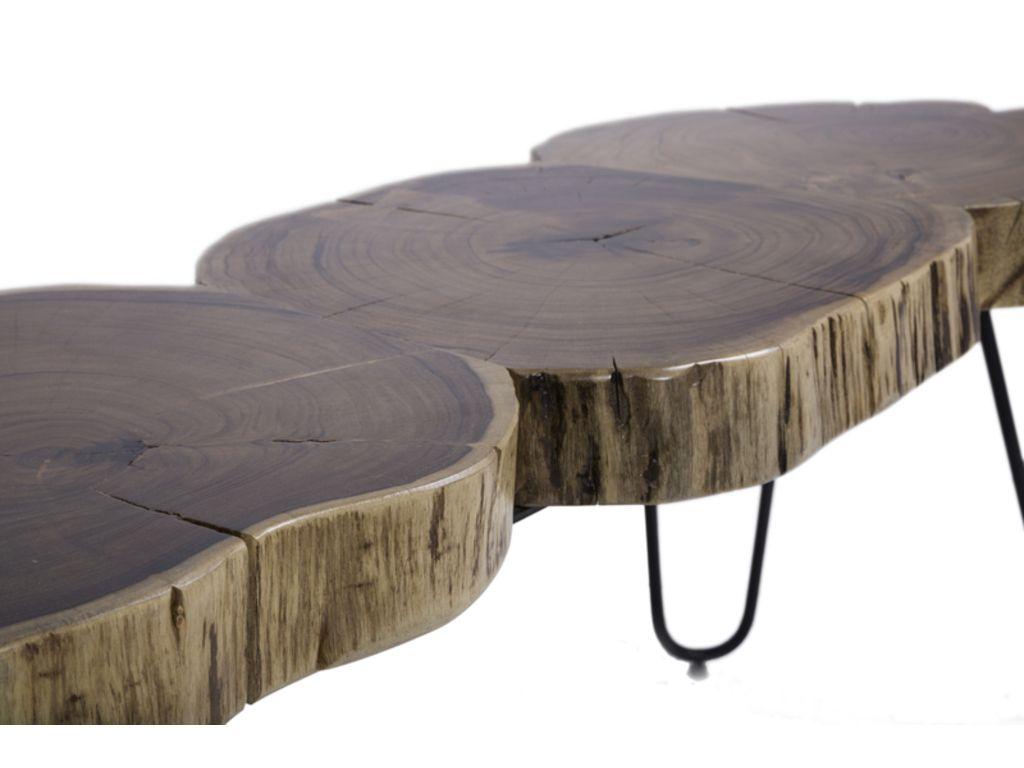 Massiv Und Stabil Stilvoll Und Praktisch Präsentiert Sich Der Tisch Mammut Die Widerstandsfähige Und Robuste Platte Ist Aus Massivem Coffee Table Table Decor