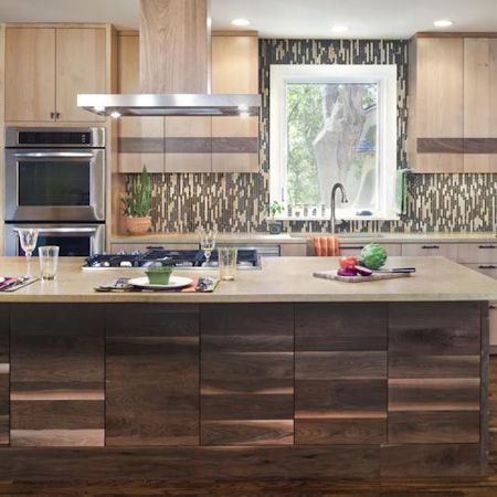 Mosaic tiles for kitchen backsplash at builders warehouse | Projects ...
