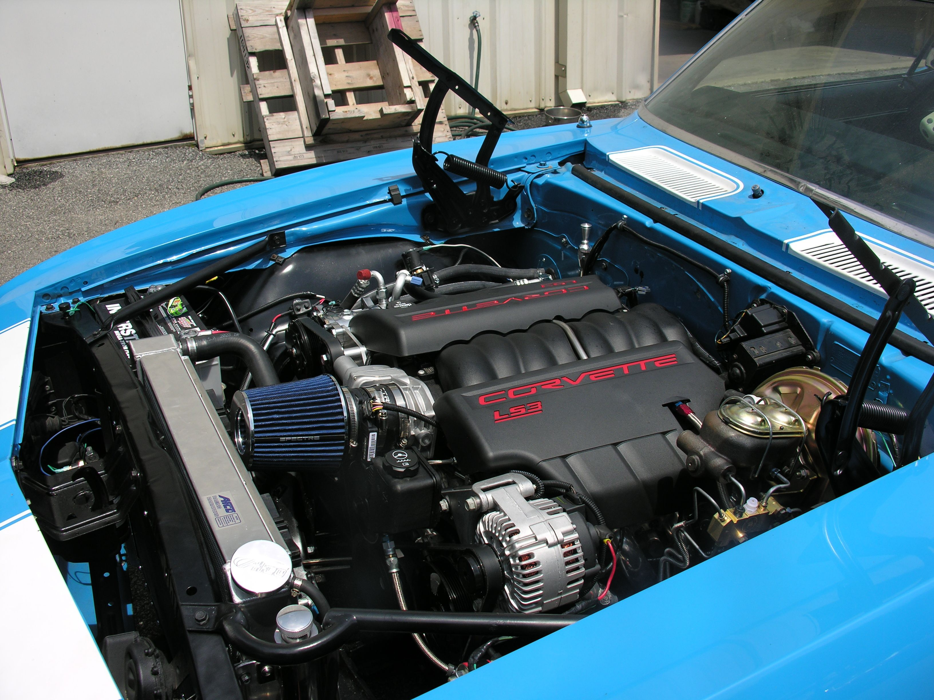 Southern Performance System Spsengines Turnkey Engine Packages Classic Cars Muscle 1968 Camaro Engineering