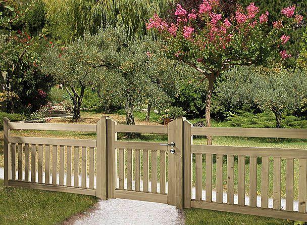 Low-level fences – Front garden fences, picket fences, gates, posts, lattice fences, post fences, fence panels, barriers, protective panels, paddock fences… • Braun & Würfele