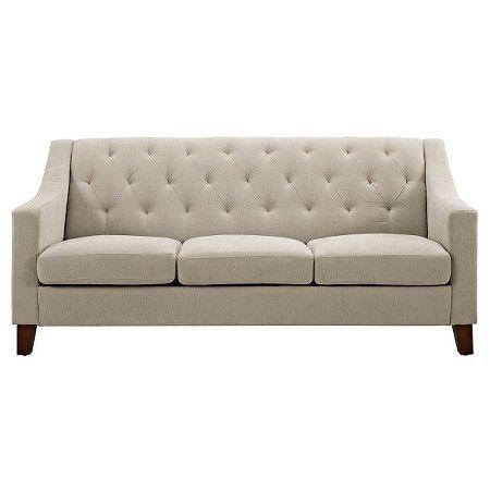 Felton Tufted Sofa Threshold Target Looks Like My Old