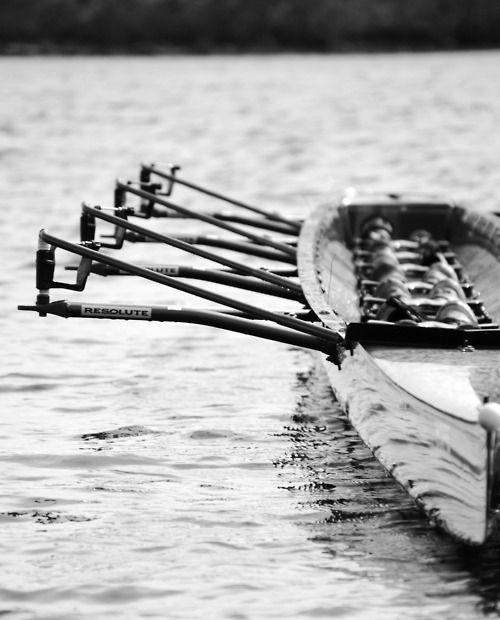 yes. row it.