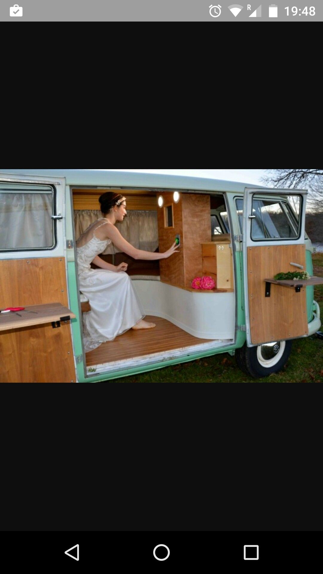 Pin by Constance Hanby Habakangas on VW Photo booth bus
