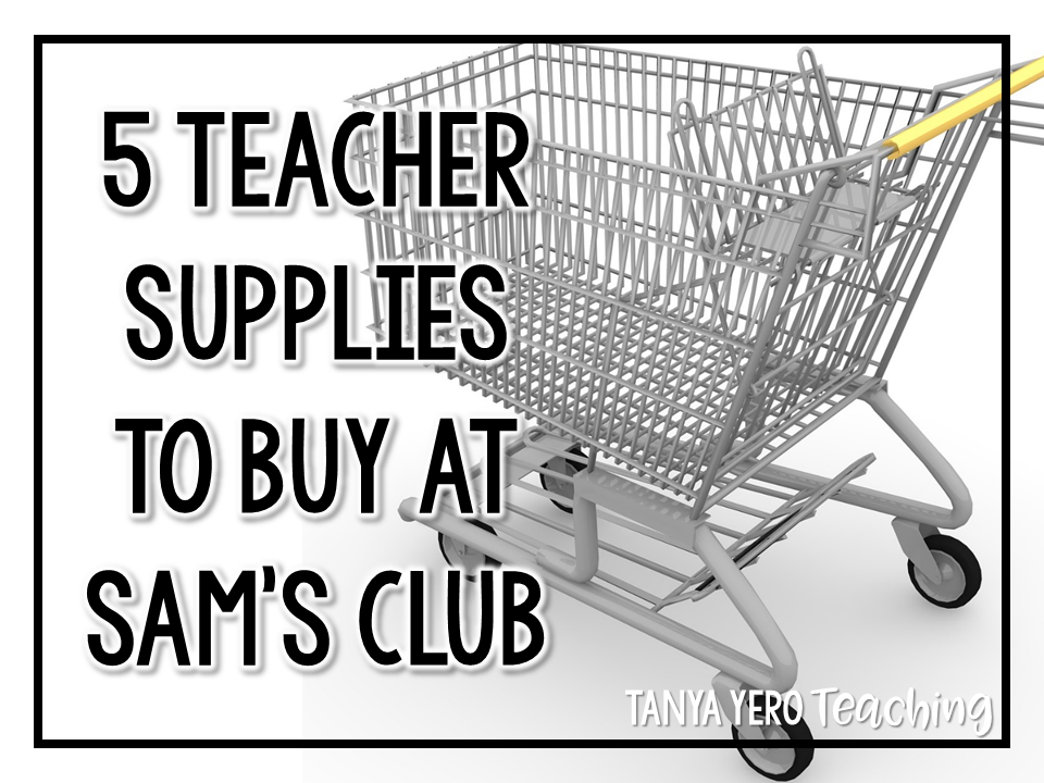 I love grocery shopping. I know I'm weird. I never say no to a trip to Sam's Club. FOOD AND PAPER TOWELS IN BULK? Sign me up. There are many memberships I regret, but my