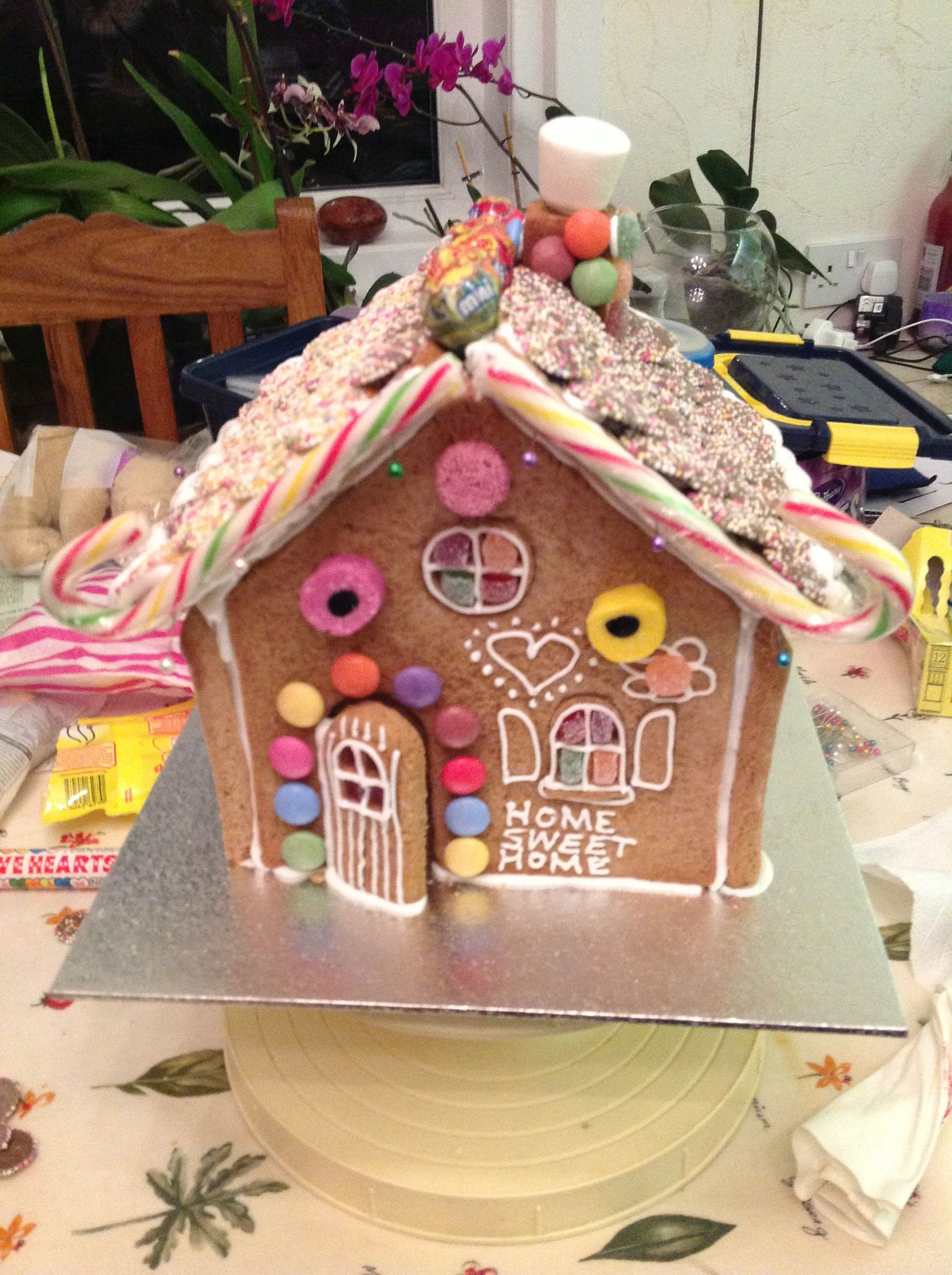 Sweet ginger bread house Gingerbread, All things gingerbread