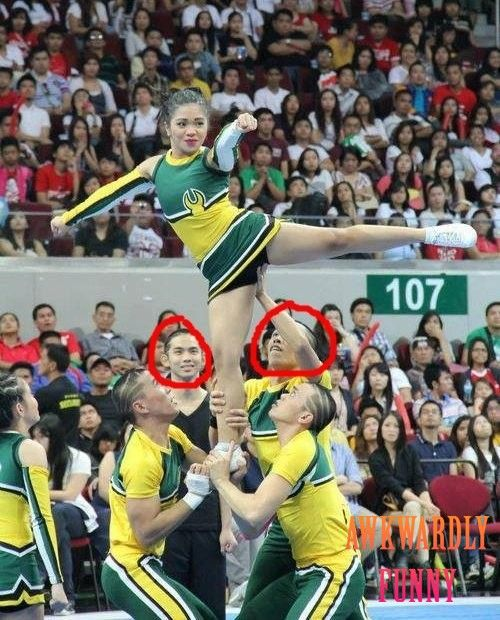 Pin By Asia On Hahah Very Funny Pictures Male Cheerleaders