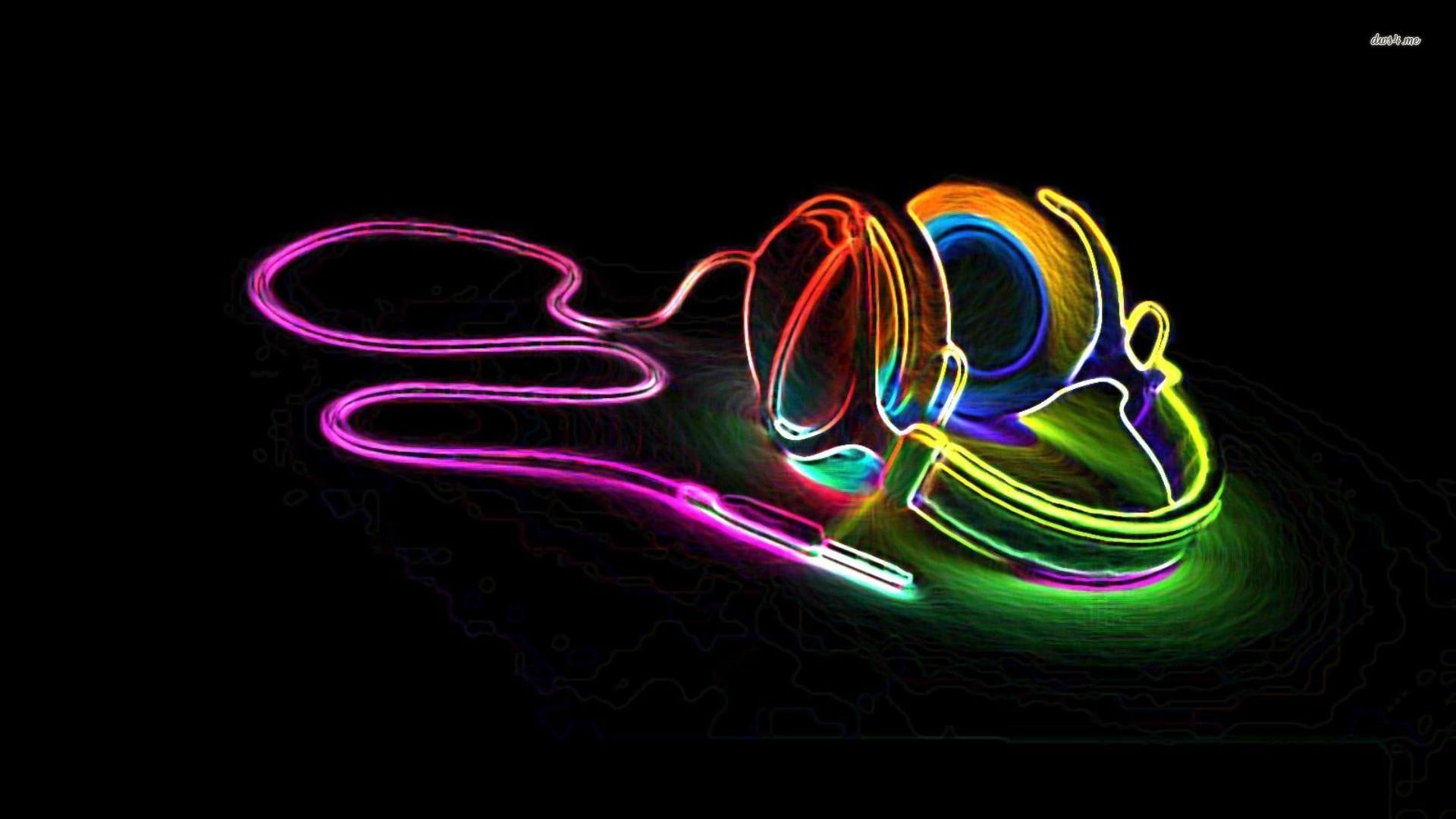 Neon Music Wallpaper Music Wallpaper Neon Light Wallpaper Neon Wallpaper