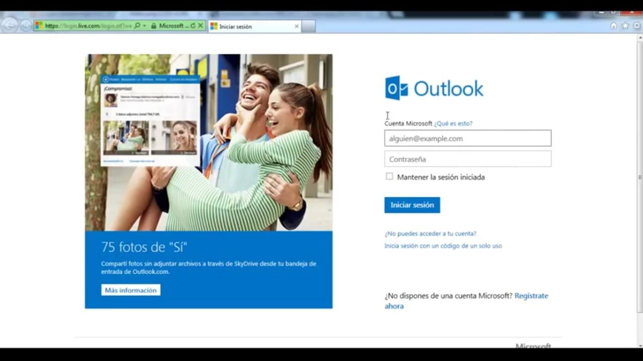 Outlook.com Login – Hotmail login by Outlook Login (With ...