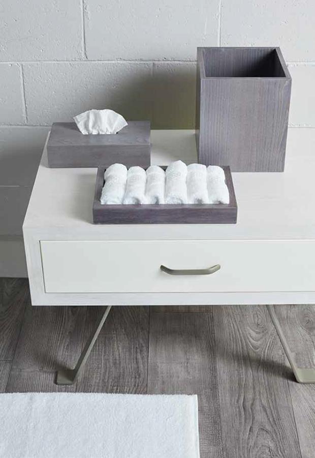 El toque exótico y sofisticado para tu cuarto de baño ...