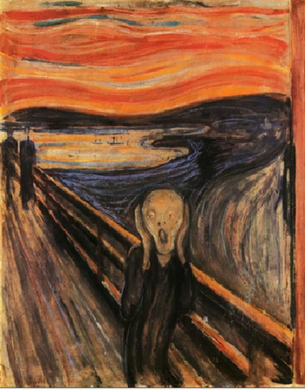 Emphasis Examples In Art Google Search Edvard Munch Most Famous Paintings Art