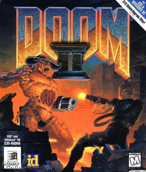 Pc Game Doom 2 P C G A M E S Pinterest Consolas Videojuegos
