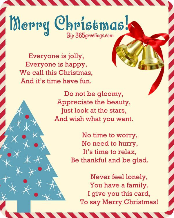 Charmant Best Christmas Poems, Free Christmas Poems And Poetry | Christmas  Celebrations
