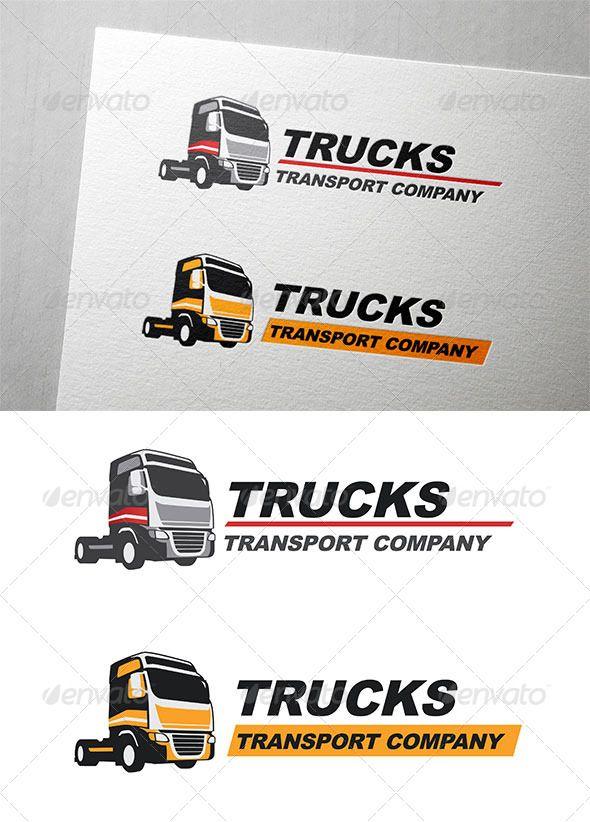 Logotipos de Empresas de Transportes por Carretera.   Objetos ...