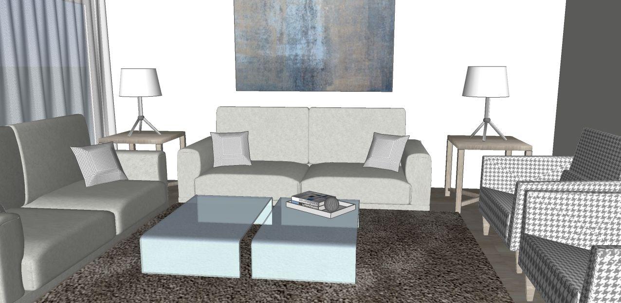 infografía, demeri estudio, sketchup, 3d, interior design