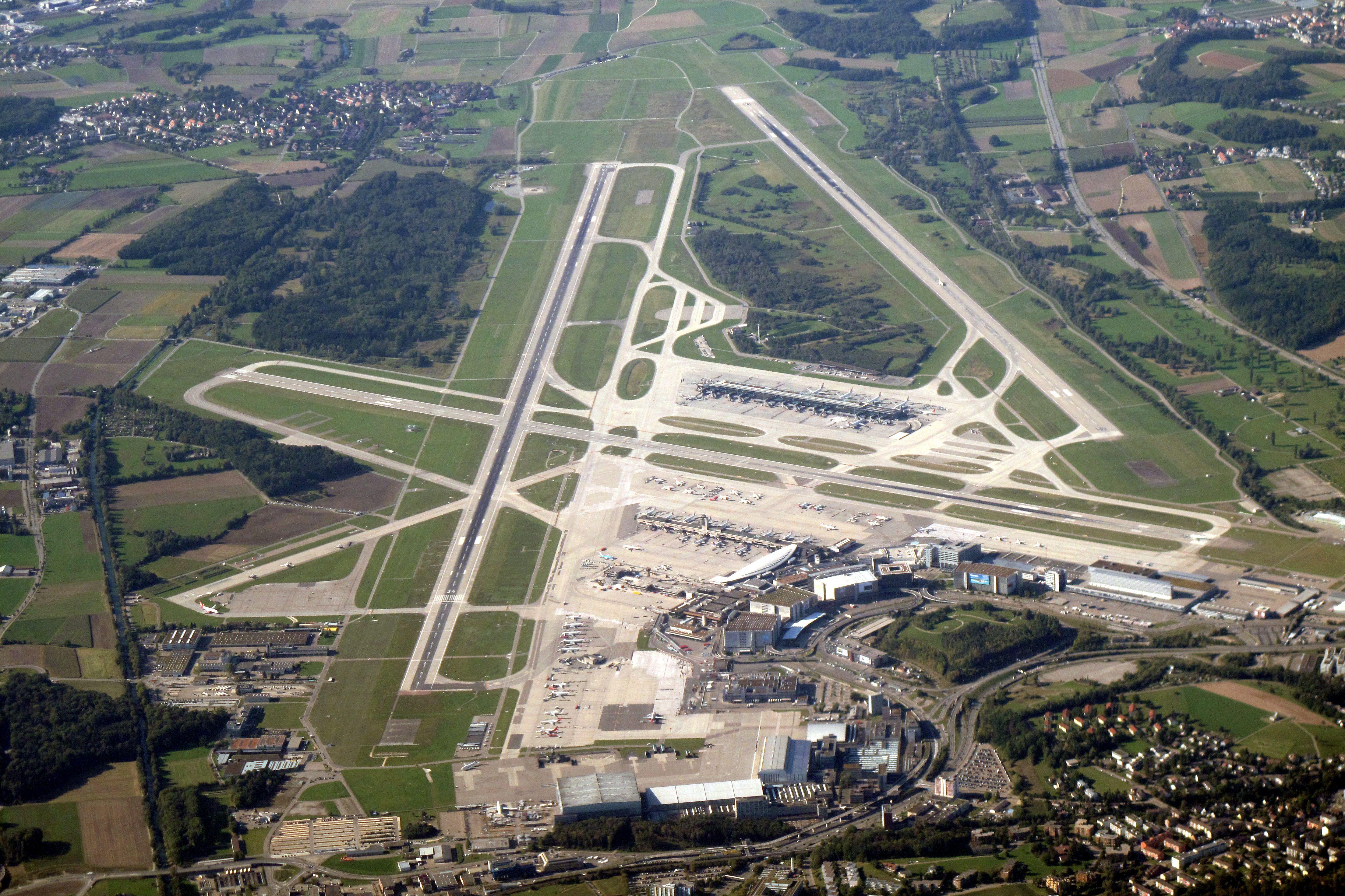 Zurich Airport Flughafen zürich, Flughafen, Luftfahrt