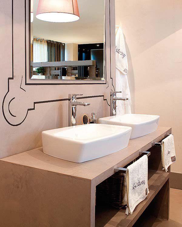 Renovar el cuarto de baño | Lavabo de diseño, Muebles de ...