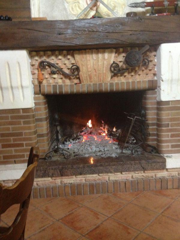 Chimenea rustica obras realizadas pinterest rusticas - Revestimientos de chimeneas rusticas ...