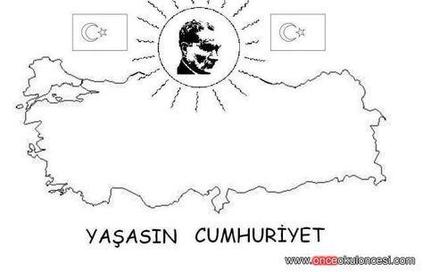 10 Kasim Ataturk U Anma Ve Ataturk Haftasi Ile Ilgili 100 Farkli Etkinlik Once Okul Oncesi Ekibi Forum Sitesi Biz Bu Isi Boyama Sayfalari Okul Okul Oncesi