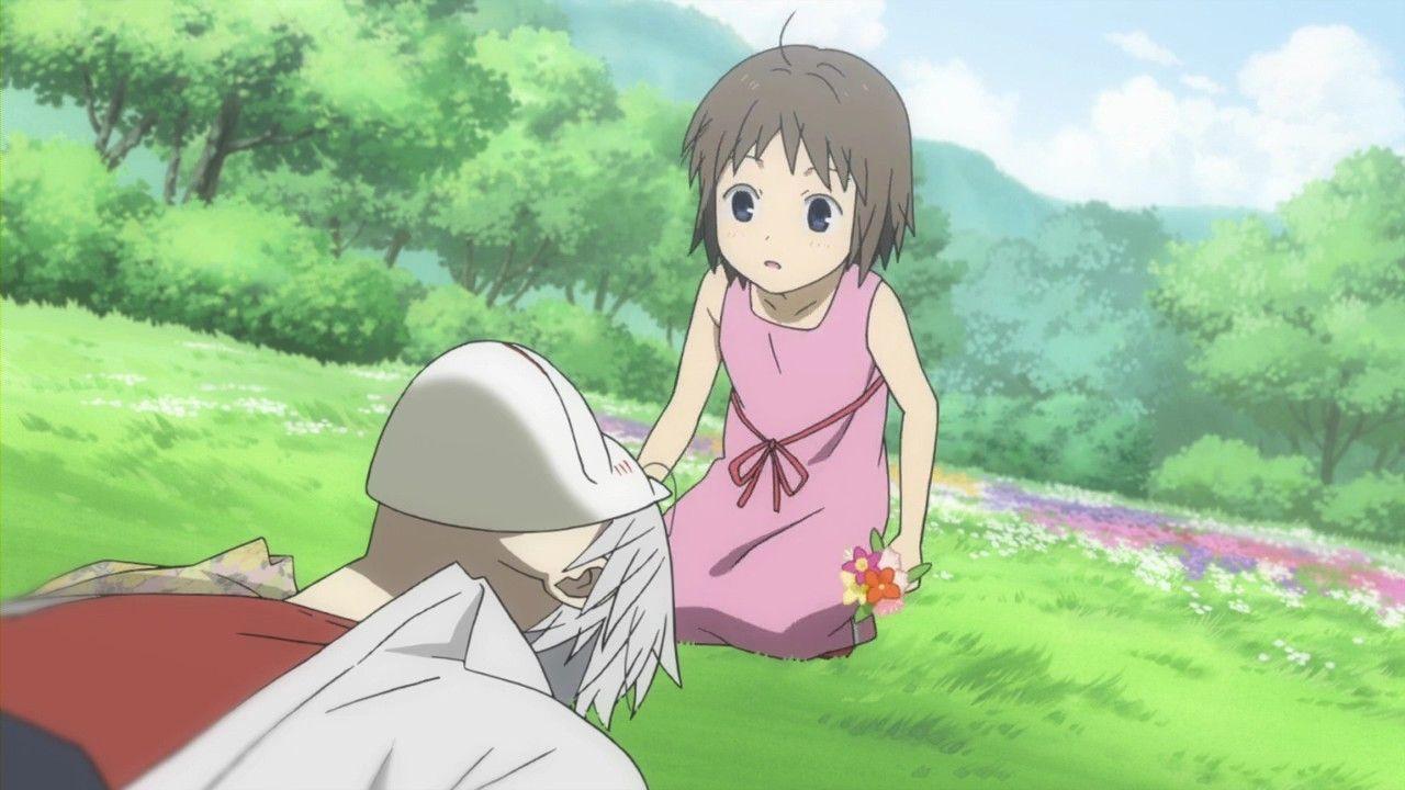 Pin de Sony em Hotarubi no mori Hotarubi no mori, Anime