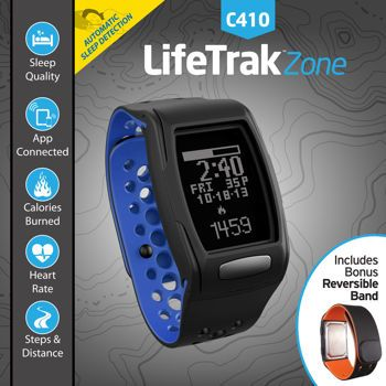 LifeTrak™ Zone Activity Monitor Watch - reviews are very
